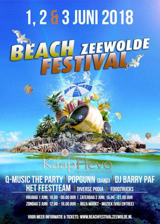 Beachfestival Zeewolde