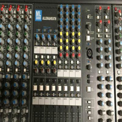Allen & Heath ML3000 5